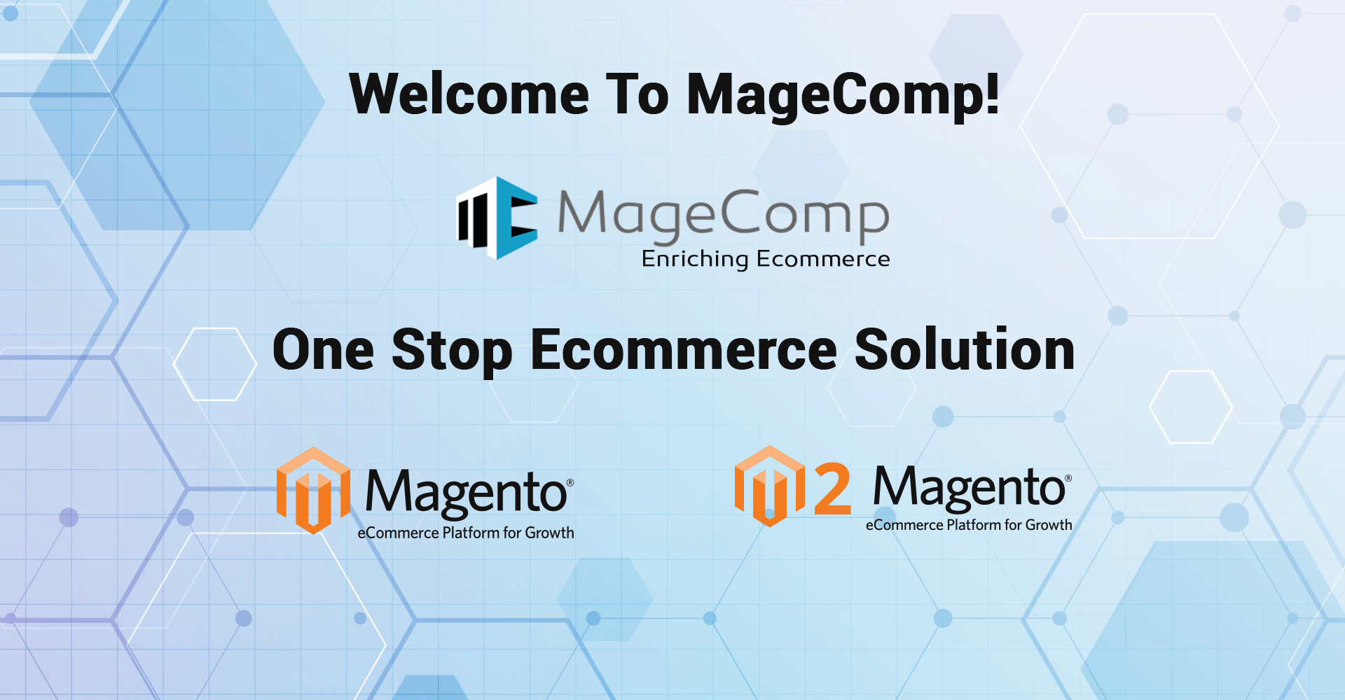 Welcome to MageComp
