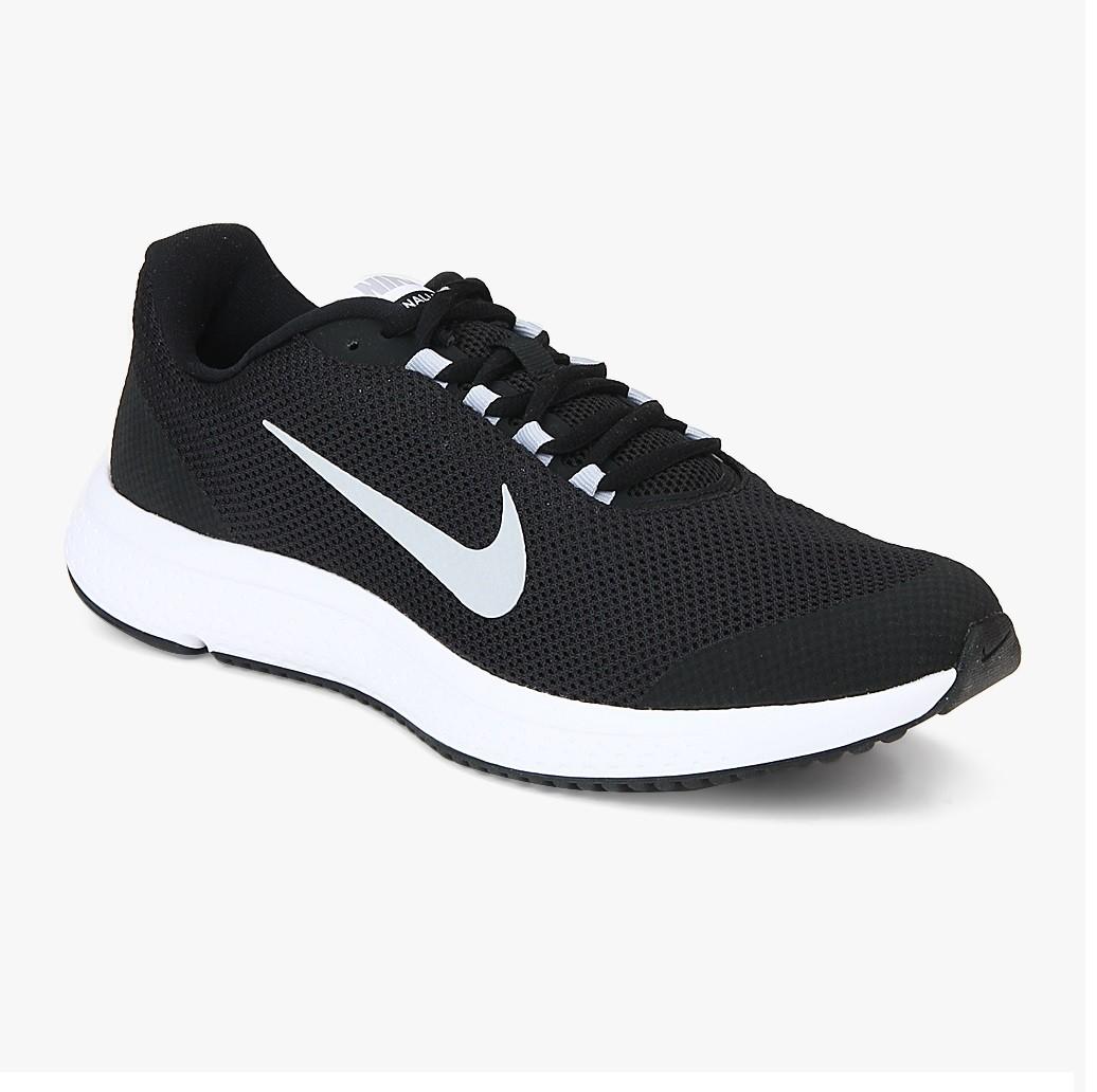 Runallday Black Running Shoes